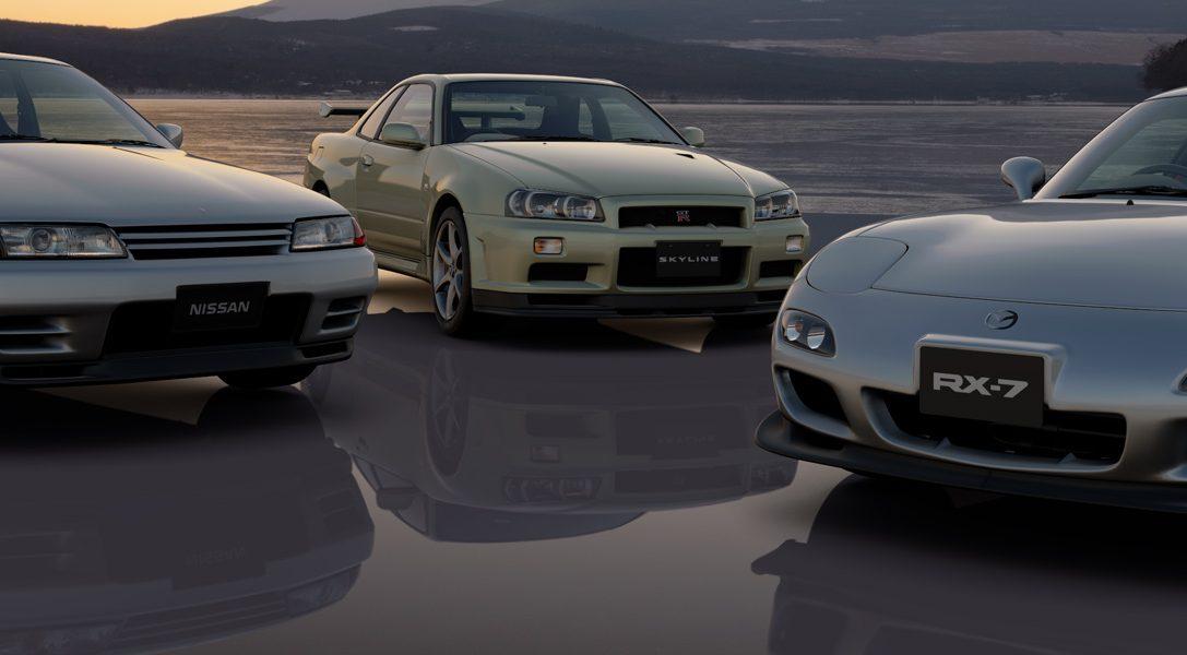 Nouveau mode solo GT League sur GT Sport aujourd'hui, avec 12 voitures inédites