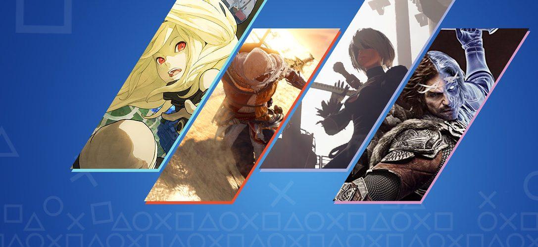 Les développeurs PlayStation choisissent leur mécanique préférée de l'année 2017
