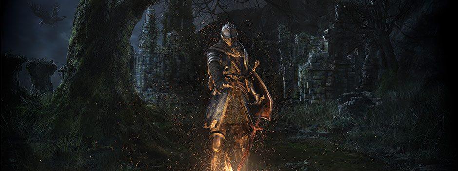 Praise the sun! Dark Souls: Remastered arrive sur PS4 le 25 mai