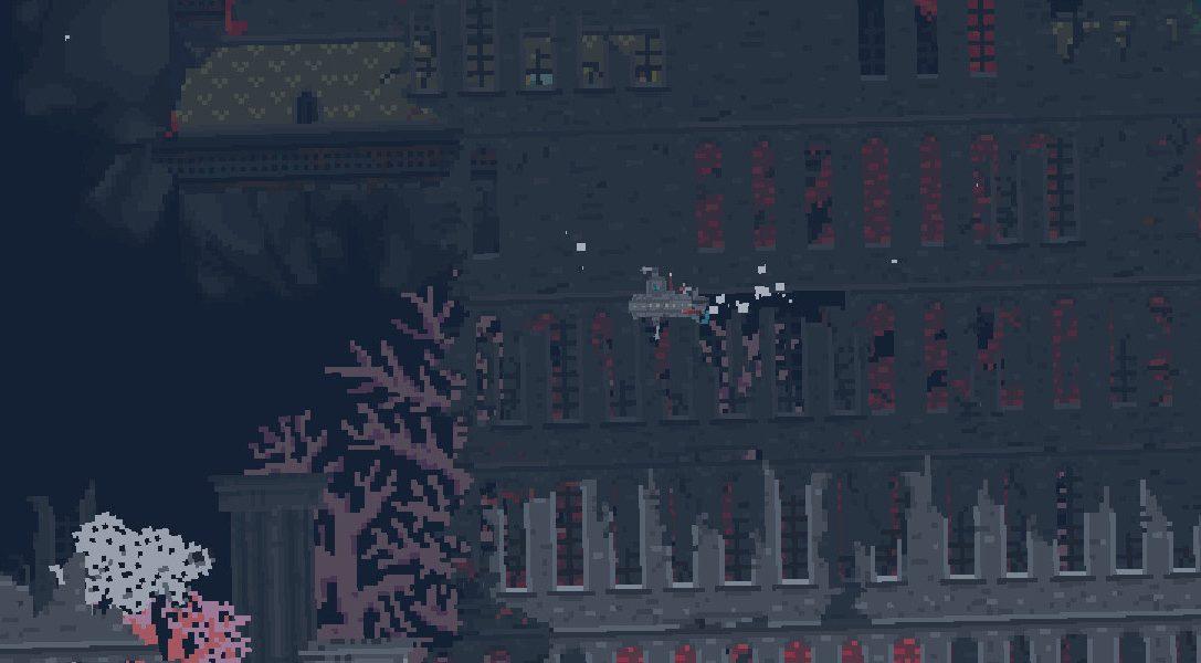 The Aquatic Adventure of the Last Human : les meilleurs combats de boss sélectionnés par le créateur du jeu