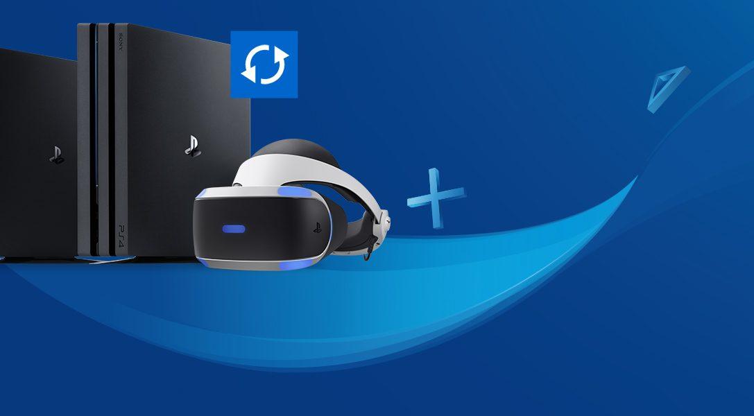 Une nouvelle mise à jour du logiciel système PS4 arrive. Inscrivez-vous dès maintenant à la bêta