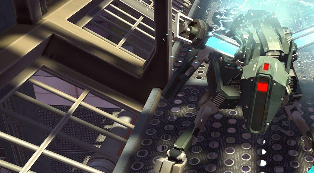 Le jeu PS VR d'action/aventure Apex Construct sort le 20 février