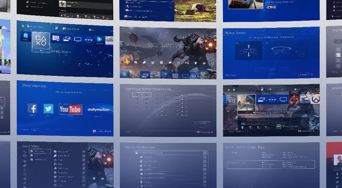 15 paramètres des menus PS4 que vous ne connaissiez peut-être pas