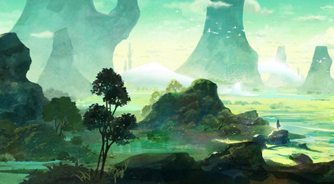 Les origines de Lost Sphear, la nouvelle épopée de Tokyo RPG, disponible aujourd'hui sur PS4
