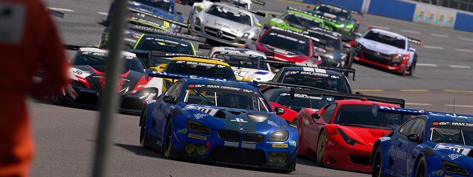 Les voitures, les circuits et les courses GT League de la dernière mise à jour Gran Turismo Sport