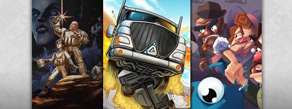 13 jeux indé déjantés à moins de 5 € sur le PS Store ce week-end