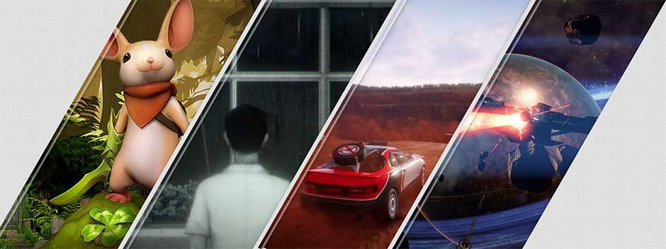Mise à jour du PlayStation Store : Moss, Detention, Gravel et RiftStar Raiders