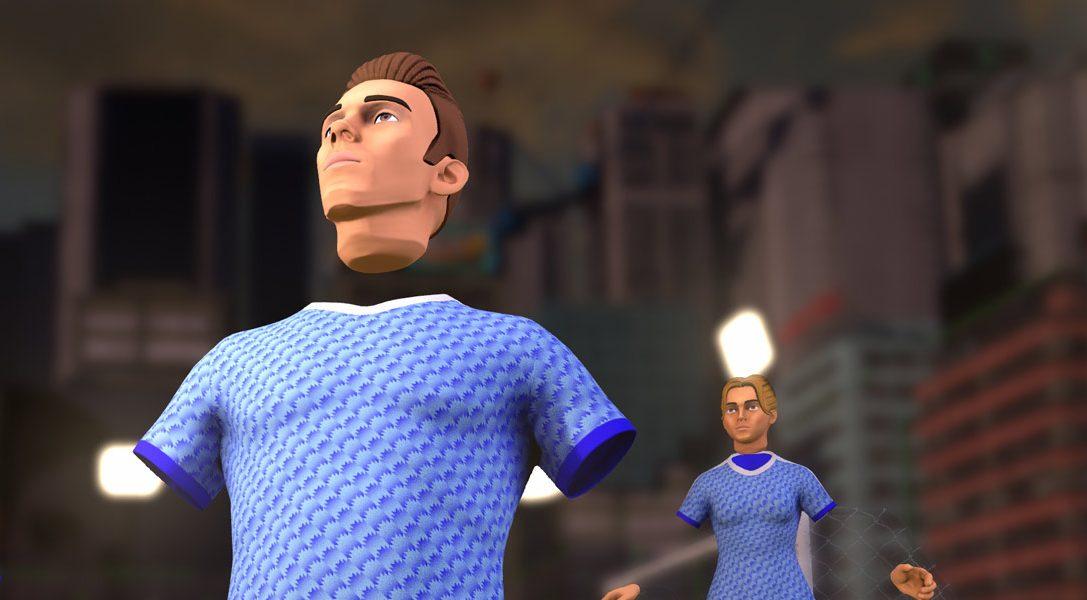 VRFC transfère le football à 8 joueurs sur PS VR à partir du 27 février
