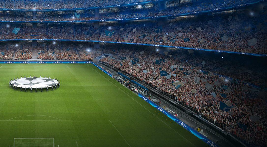 Rejoignez PlayStation F.C. pour avoir une chance de gagner deux billets pour la finale de la Ligue des champions de l'UEFA à Kiev en 2018