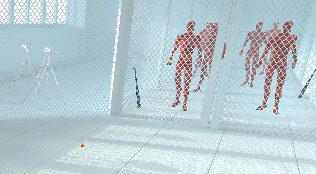 Superhot VR, le jeu de réflexion et d'action sur PS VR, débarque dans les rayons : rendez-vous le 28 février !