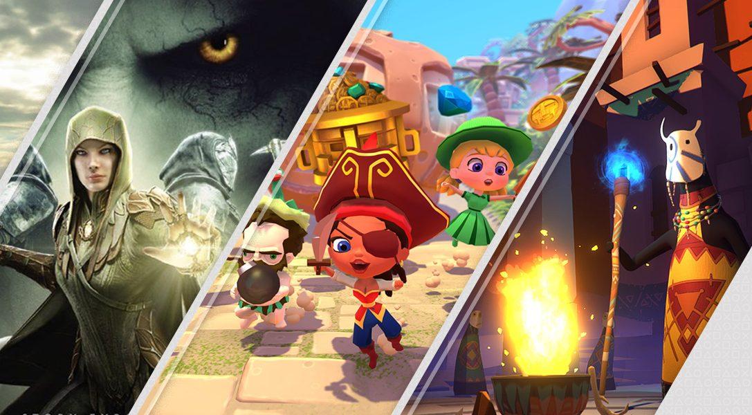 Mise à jour du PlayStation Store : Shadow of the Colossus, Marooners et bien plus encore…