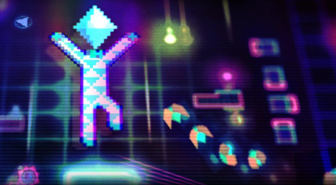 Le jeu de plateformes psychédélique vertical Octahedron arrive sur PS4 le mois prochain