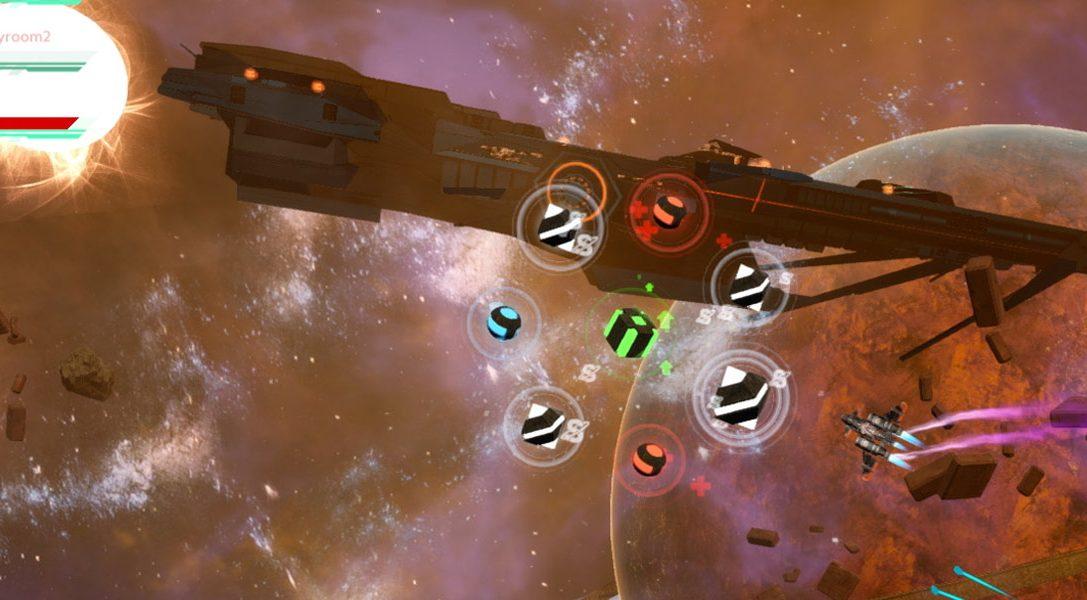 Battez-vous et raflez le meilleur butin dans le jeu de tir d'arcade et de science-fiction RiftStar Raiders, disponible sur PS4 dès la semaine prochaine
