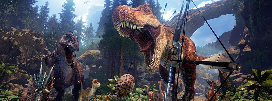 Élevez et chevauchez des dinosaures dans Ark Park, le jeu PS VR inspiré de Ark: Survival Evolved, disponible ce mois-ci