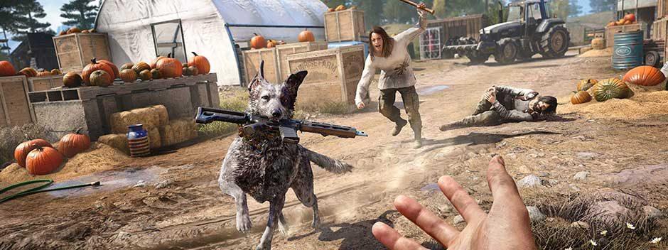 Six éléments qui permettent à Far Cry 5 de remanier la formule de la célèbre franchise