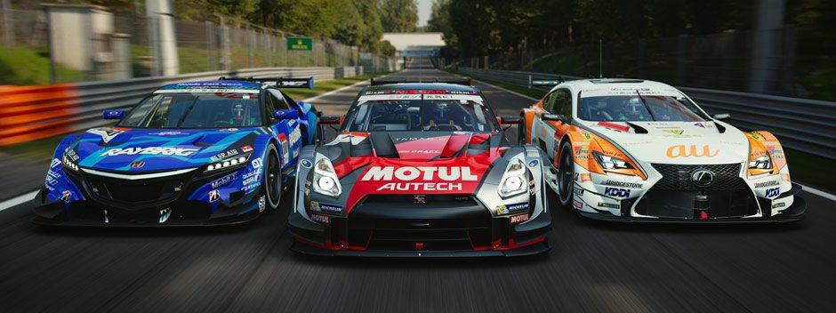 Testez votre aptitude à la course automobile en réalité virtuelle et profitez de nombreux nouveaux contenus GT gratuits grâce à la mise à jour du mois de mars