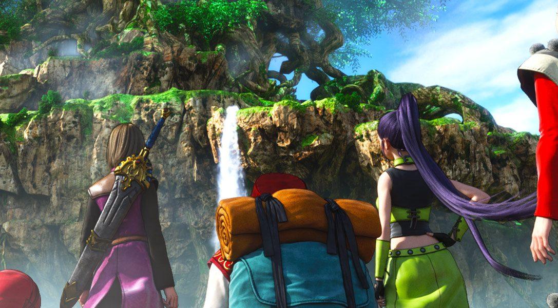 Dragon Quest XI : sortie prévue le 4 septembre 2018