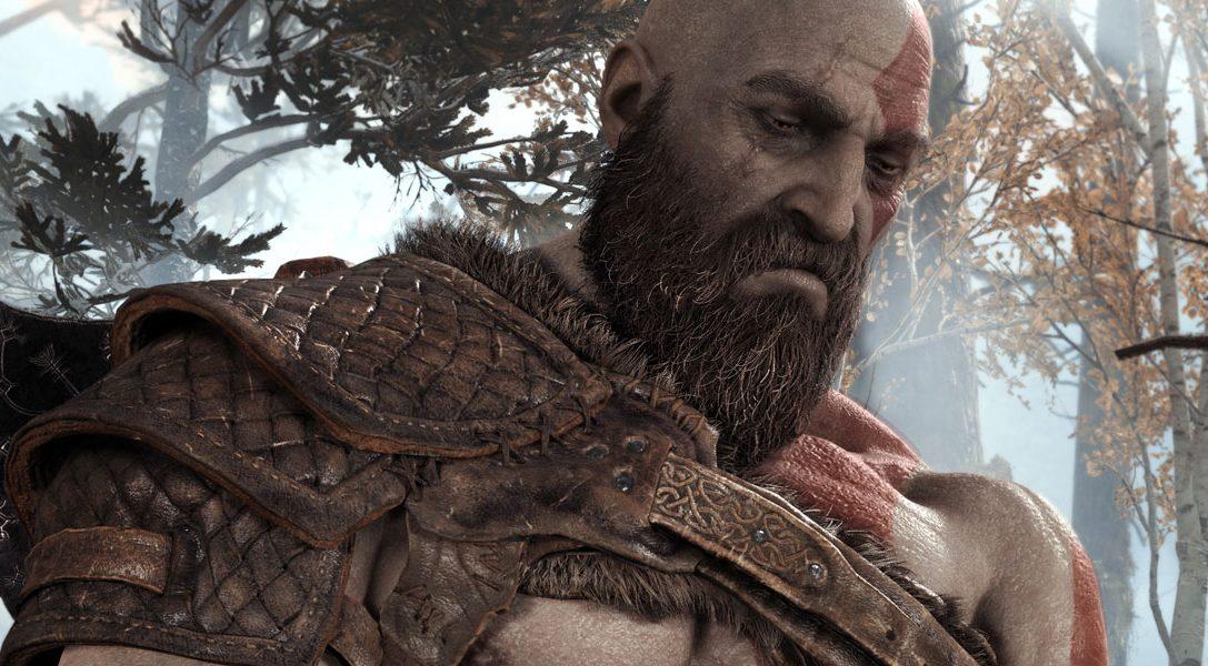 Découvrez le gameplay musclé de God of War