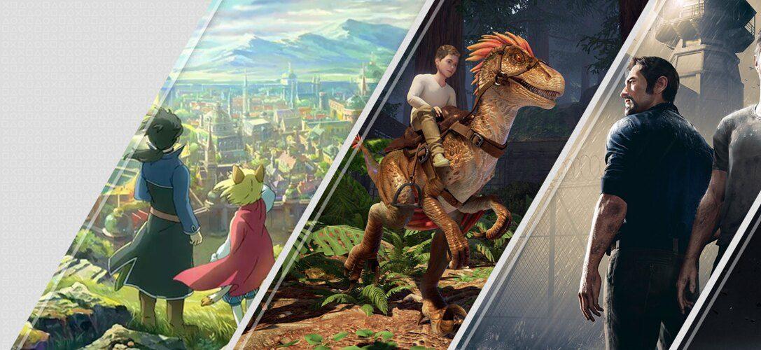 Mise à jour du PlayStation Store : Ni no Kuni II: Revenant Kingdom, Ark Park, A Way Out et plus encore…