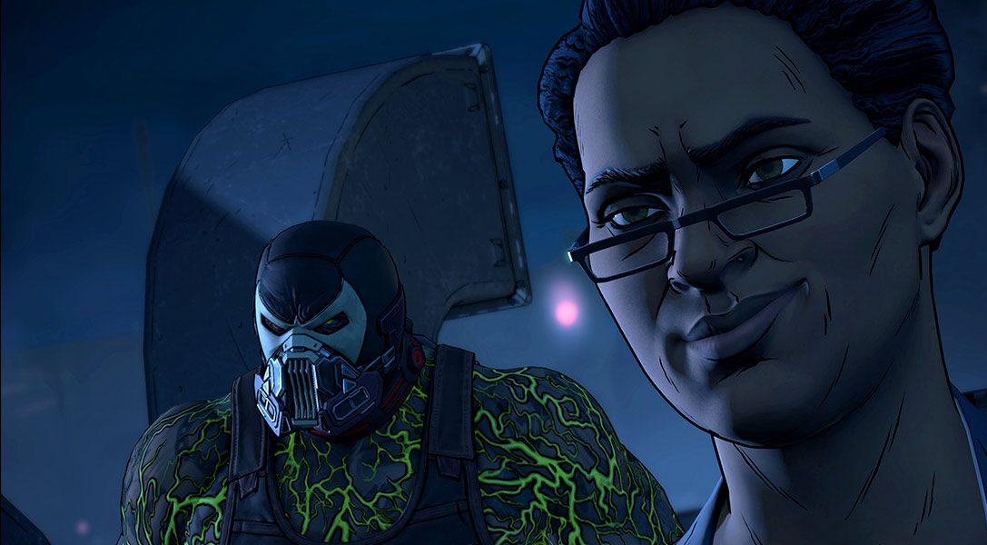 Un épisode, deux fins uniques : Batman : The Enemy Within nous offre deux Jokers différents en fonction des choix que vous avez faits