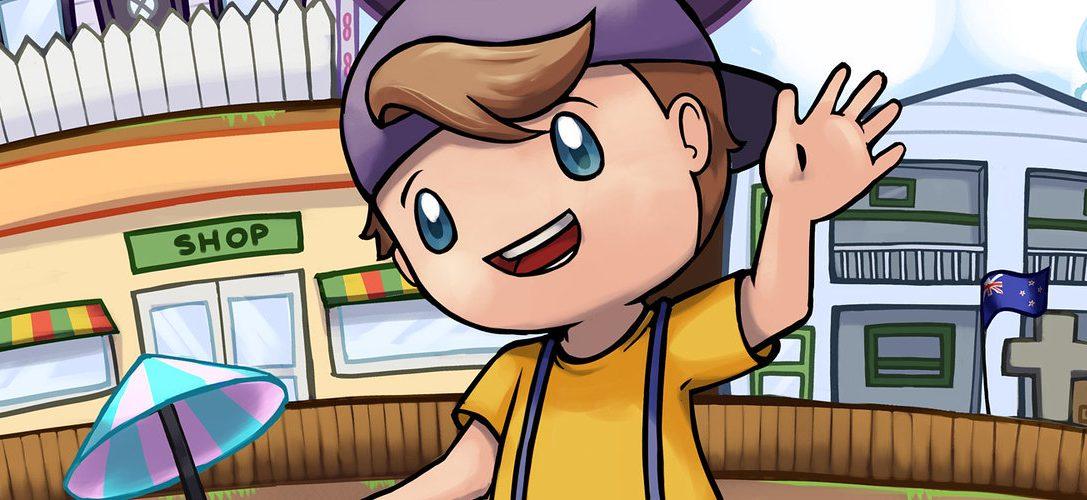 Le jeu d'action-aventure en pixel-art Reverie se lance à la conquête de la PS Vita le 5 avril