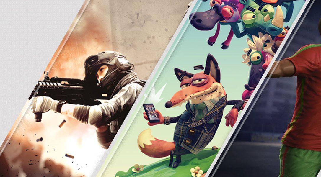 Mise à jour du PlayStation Store : Bravo Team, Frantics, Scribblenauts Showdown et bien plus…