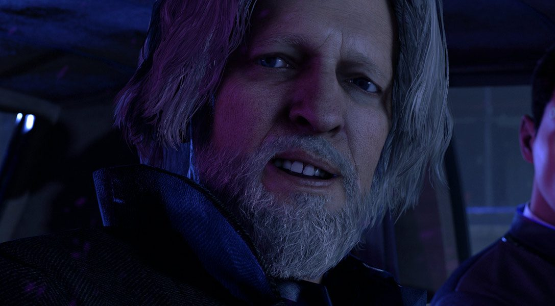 Le nouveau jeu de science-fiction de Quantic Dream, Detroit, sortira le 25 mai sur PS4