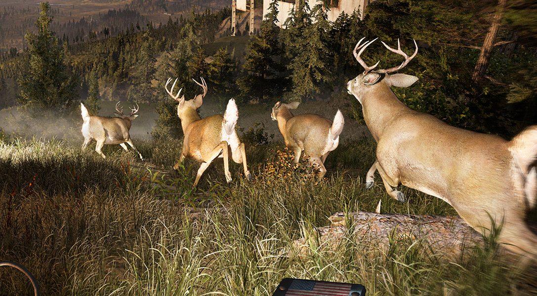 Comment l'époustouflant monde ouvert de Hope County, dans le Montana, où se déroule Far Cry 5 a été créé