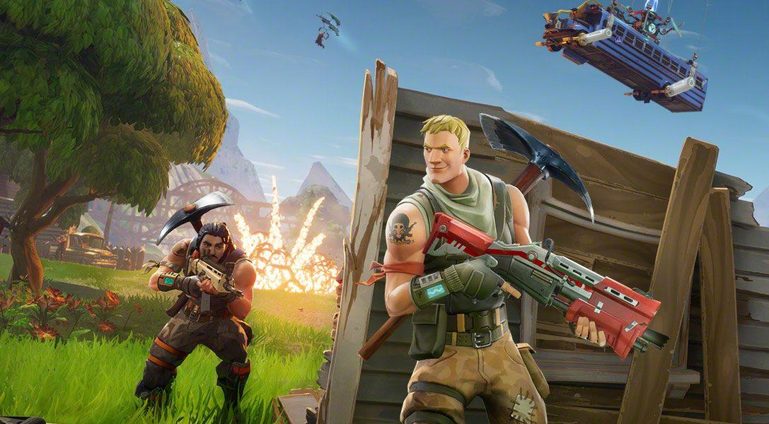 Le Quiz PlayStation Blog : Connaissez-vous TOUTE la map de Fortnite Battle Royale ?