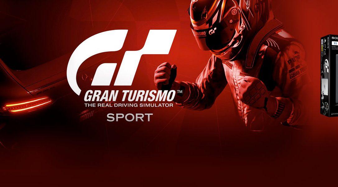 Participez au jeu-concours Gran Turismo Sport avec We Are PlayStation