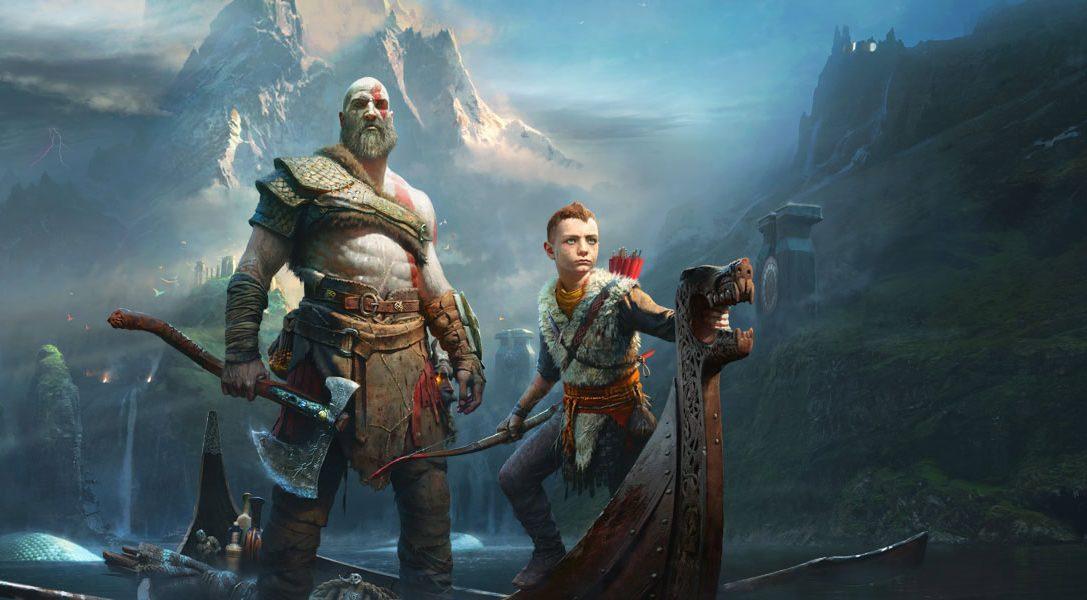 Écoutez la bande-son épique de God of War dès maintenant sur PlayStation Music