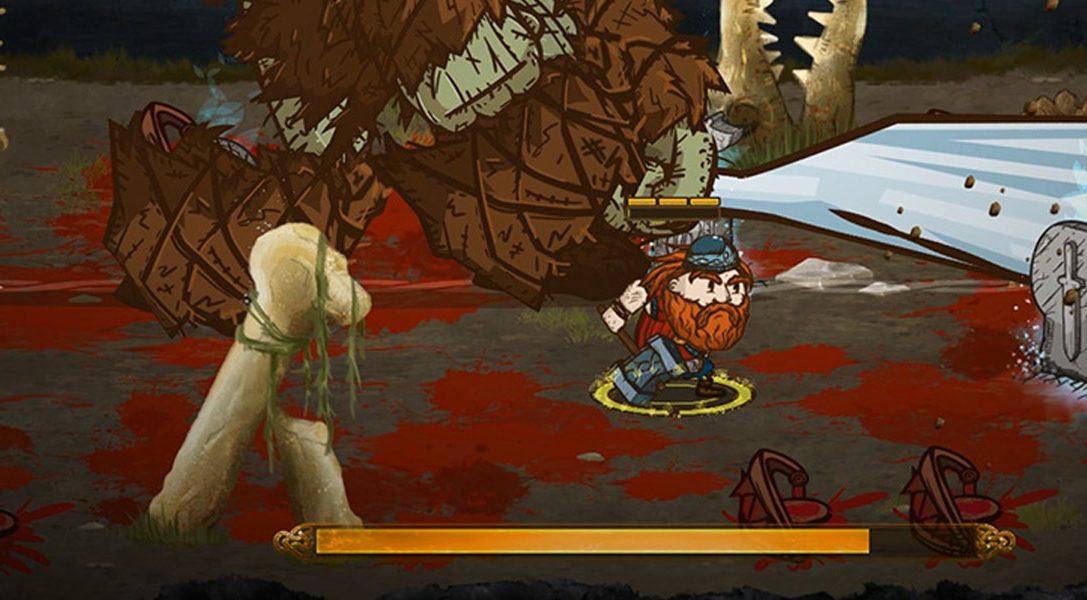 Prenez le contrôle de Vikings, de tonneaux explosifs et plus encore dans le jeu d'action RPG Die for Valhalla!