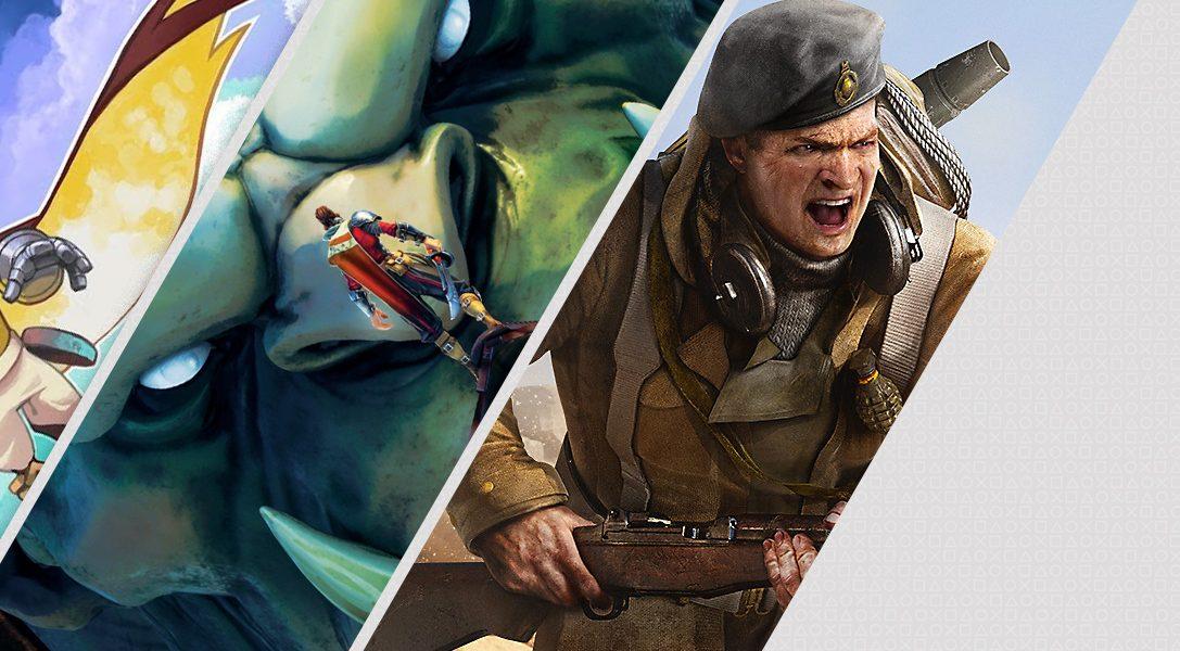Mise à jour du PlayStation Store :  Rick and Morty: Virtual Rick-Ality, Extinction, Owl Boy et bien plus encore