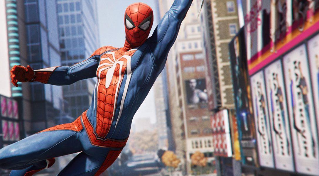 La sortie de Marvel's Spider-Man le 7 septembre, des révélations sur la Collector's Edition, et bien plus encore