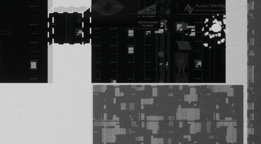 Maîtrisez l'espace négatif pour échapper à une expérience dystopique dans Shift Quantum, un cocktail d'action et de casse-tête sur PS4