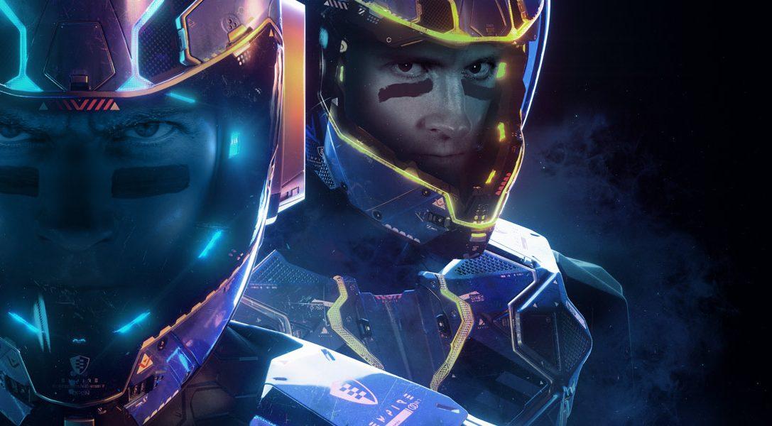 Laser League, le jeu de sport multijoueur à grande vitesse aux accents de science-fiction produit par Roll7, débarque sur PS4 le mois prochain