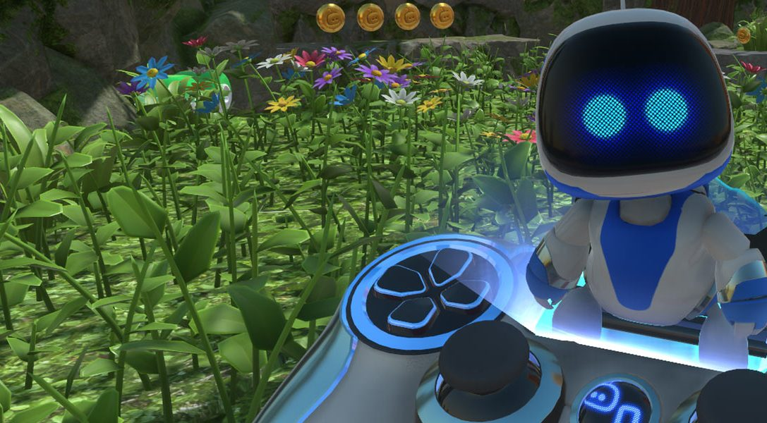 Astro Bot Rescue Mission, que l'on doit à l'équipe qui a créé The Playroom, débarque bientôt sur PS VR