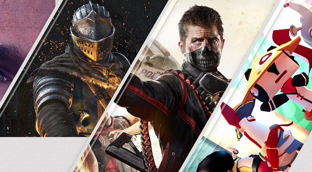 Les 5 grandes sorties PlayStation Store à ne pas manquer cette semaine