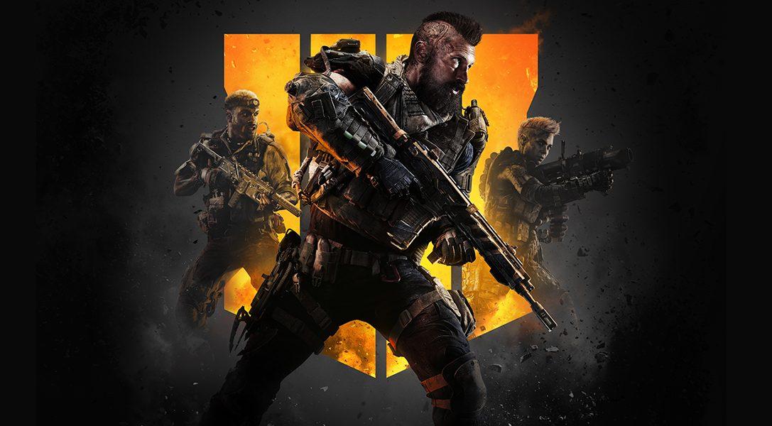 Tout ce que vous devez savoir sur Call of Duty: Black Ops 4 qui arrivera bientôt sur PS4