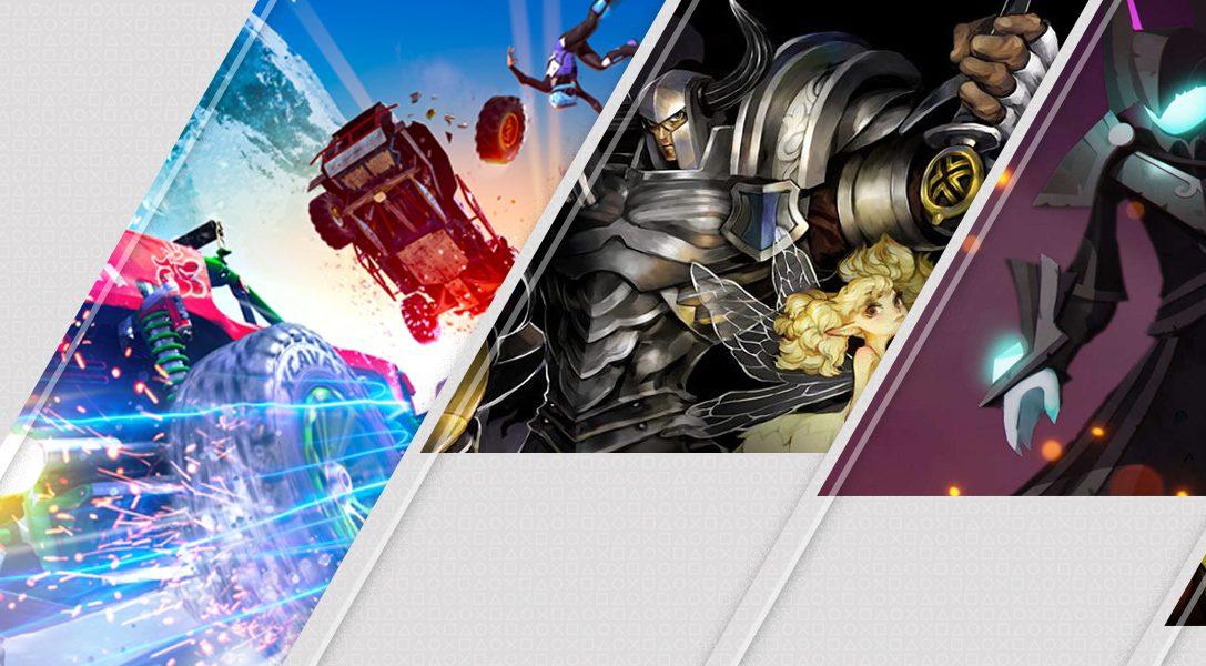 Les 4 sorties PlayStation à ne pas manquer cette semaine