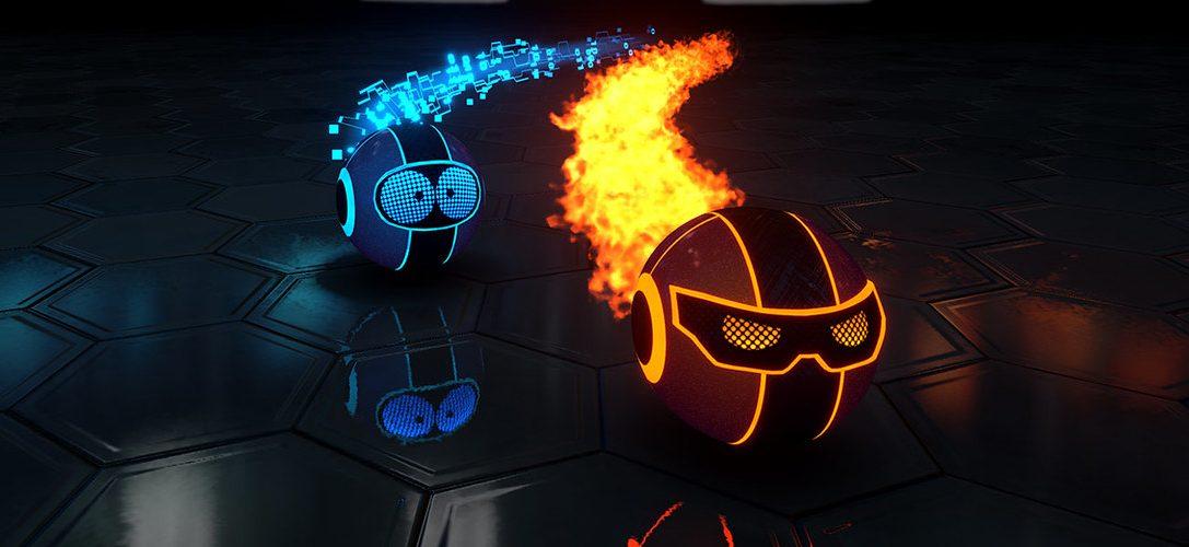 Kabounce, le jeu de flipper multijoueur dans lequel vous contrôlez la bille, déboule sur PS4 ce mois-ci