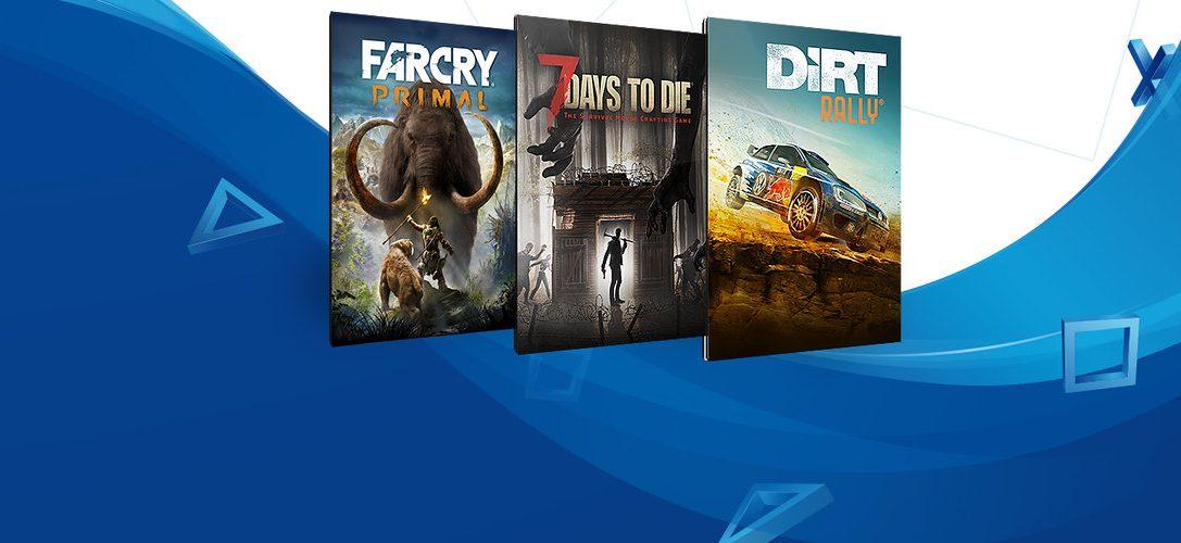 La nouvelle promo «Jeux à moins de 20 €» démarre aujourd'hui sur le PlayStation Store