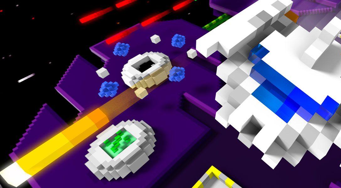 Hyper Sentinel, le jeu néo-rétro tout droit inspiré des premiers jeux d'arcade des années 80, débarque sur PS4 cette semaine