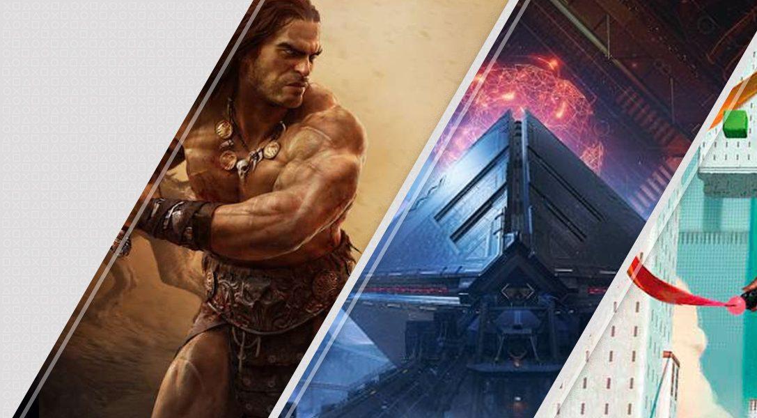 Les 5 sorties PlayStation à ne pas manquer cette semaine