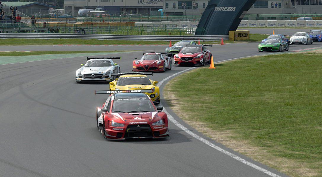 La première épreuve du championnat Gran Turismo Sport débutera la semaine prochaine sur le légendaire Nürburgring allemand