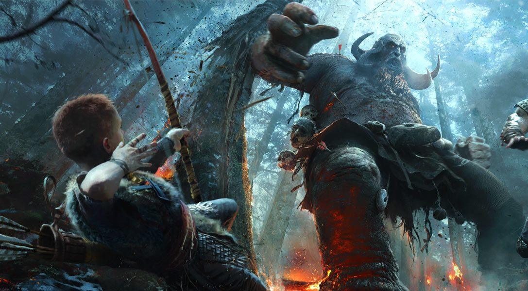 GodofWar bat tous les records des exclusivités PS4