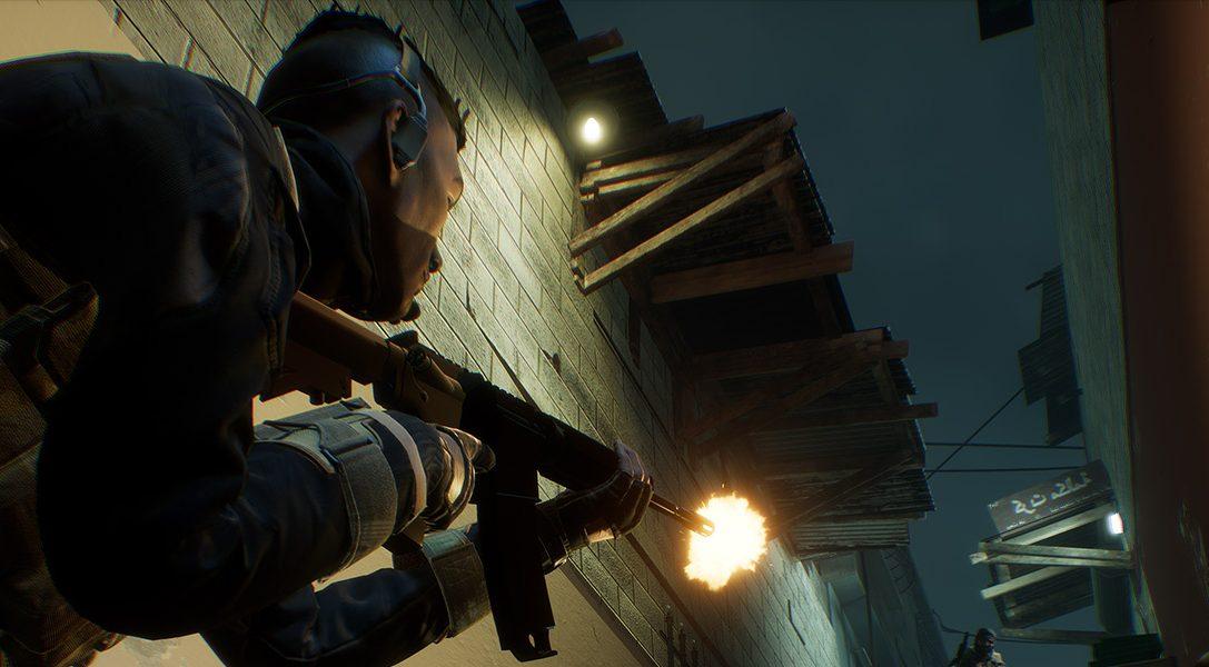 Firewall Zero Hour, le jeu de tir tactique à 4 contre 4 sur PS VR : annonce de la date de sortie