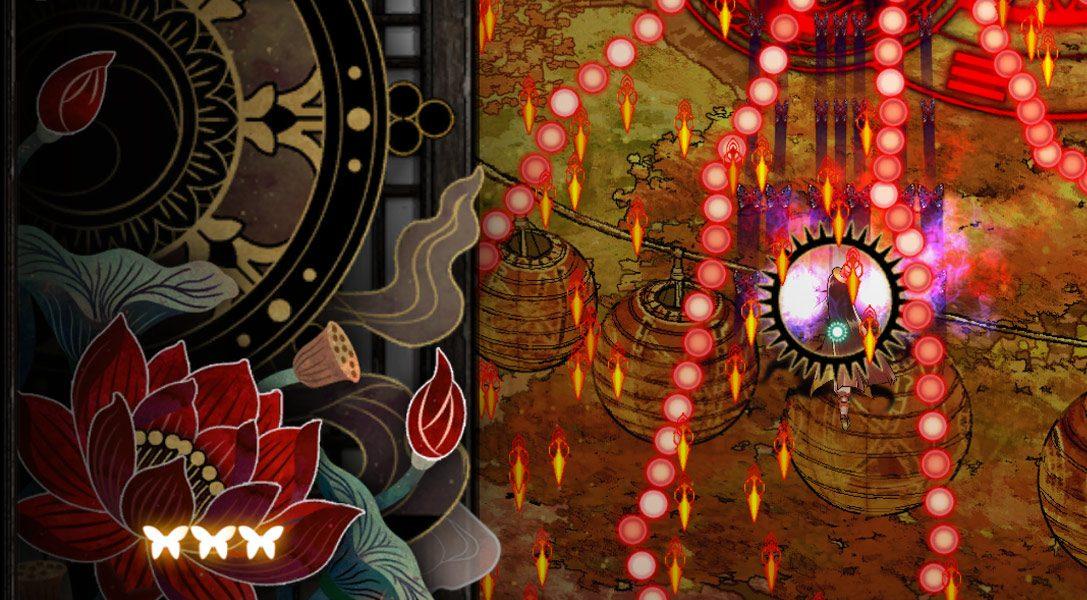 Le bullet-hell shooter Shikhondo – Soul Eater arrive sur PS4 cet été