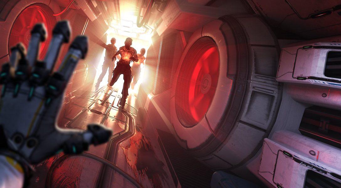 Découvrez les horreurs et les armes du jeu de tir en VR The Persistence avant sa sortie le 25 juillet