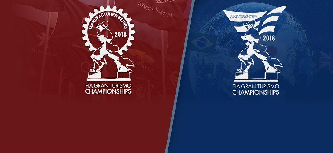 Les FIA Gran Turismo Championships sont officiellement ouverts !